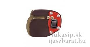 Chránič prstov (tab) Cartel CR-306 cordovan
