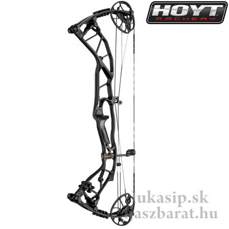 "Hoyt 2018 Hyper Force RH 50-60# 24,5""-28"" Black"