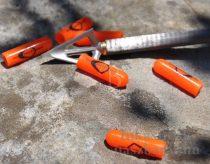 Ochrana končíka pre prak Pocket slingshot 10 kusov