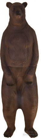 3D medveď na dvoch nohách s insertom Eleven