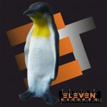 3D tučniak Eleven