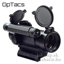 Kolimátor Optacs Military M4 red/green dot