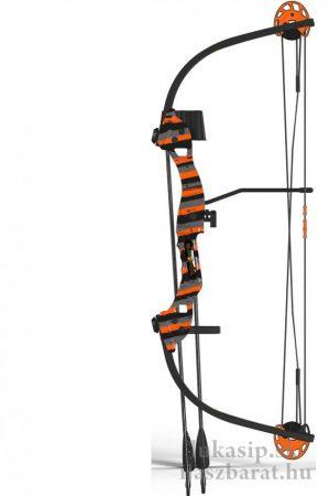 Juniorský kladkový luk Barnett Tomcat 2 oranžový