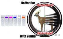 Peep verifier Specialty Archery Podium