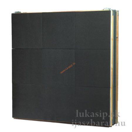 Terčovnica Freddo Profi z 9-tich častí, 130 x 130 x 22cm extra strong s dreveným rámom