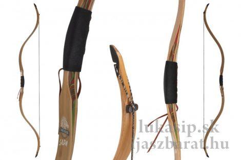 "Jazdecký luk Oak Ridge Sada bamboo 52"""