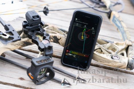Tréningová pomôcka MantisX Shooting Performance System X8