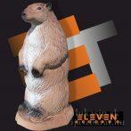 3D svišť Eleven