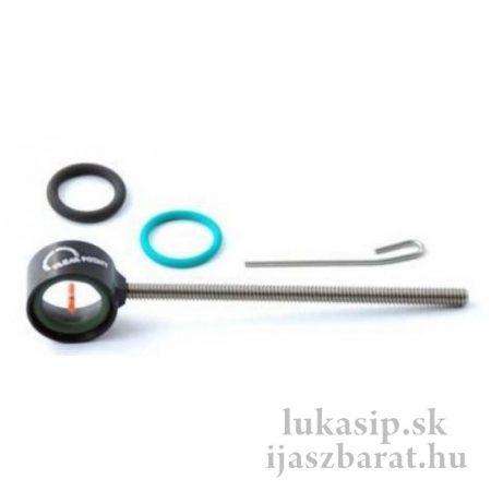 Pin Spigarelli Clear Point s optickým vláknom