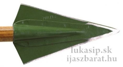"""Lovecký hrot Zwickey Delta 11/32"""" 135gr."""