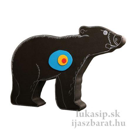2D medveď