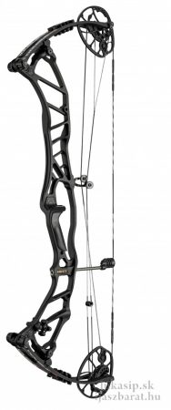 "Hoyt 2018 Double XL RH 50-60# 26,5""-30"" Black"