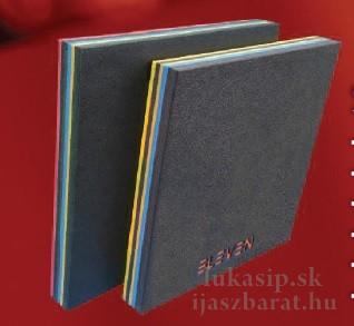 Terčovnica Eleven Start 80 x 80 x 7cm black
