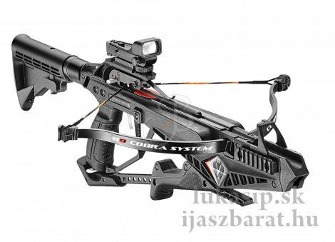 Pištoľová kuša Cobra R9 90LB sada DeLuxe