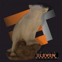 3D jazvec Eleven