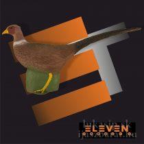 3D bažant Eleven
