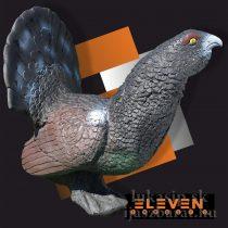 3D hlucháň Eleven