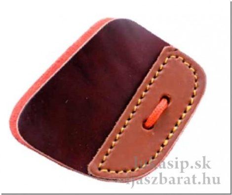 Chránič prstov (tab) Spigarelli Amico cordovan barebow