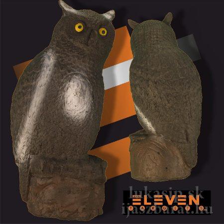 3D sova Eleven