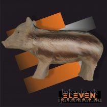 3D malé prasiatko Eleven