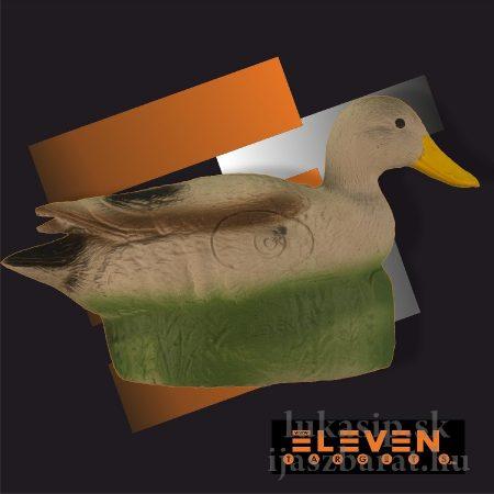 3D kačka Eleven