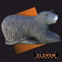3D nutria Eleven
