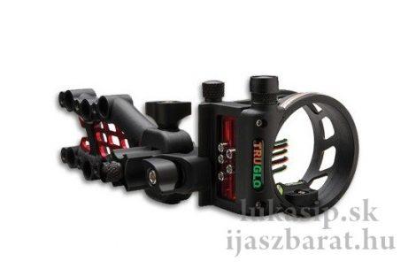 Mieridlá Truglo Carbon Hybrid micro čierne  .019
