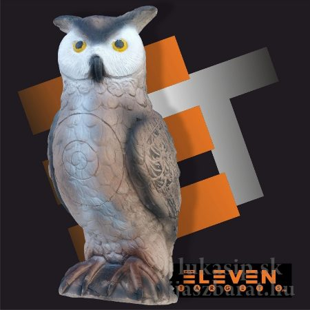 3D výr Eleven