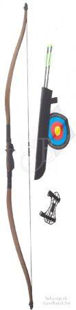 """Luk Robin Hood wood 59"""" 30LB - sada"""