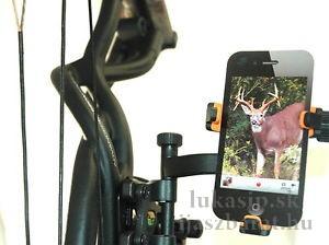 Držiak smartfónu na luk