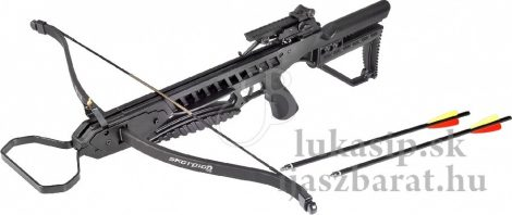 Kuša Skorpion XBR200 175LB čierna