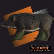 3D diviak s insertom Eleven
