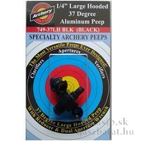Peep housing Specialty Archery Hooded Large 37st.