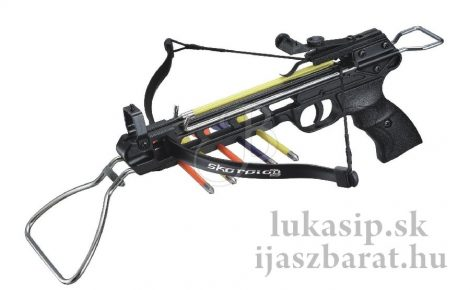 Pištoľová kuša PXB 50LB aluminium