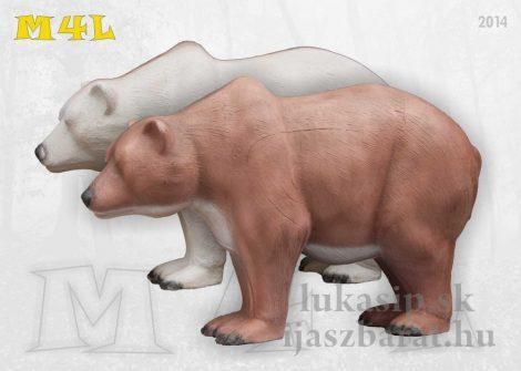 3D medveď Eleven M4L