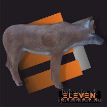 3D vlk s insertom Eleven
