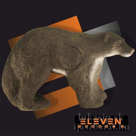 3D rosomák (volverine) Eleven s insertom