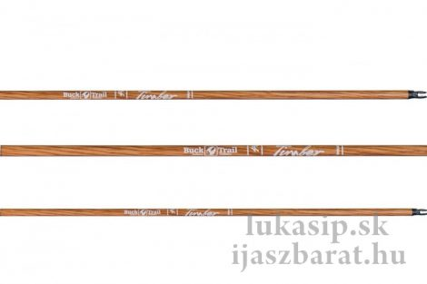 Trubka BuckTrail Timber 6,2 carbon  33""
