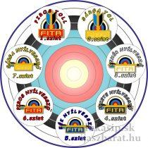 Odznak výkonnosti World Archery 25mm