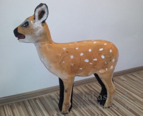 3D srnča Csumi