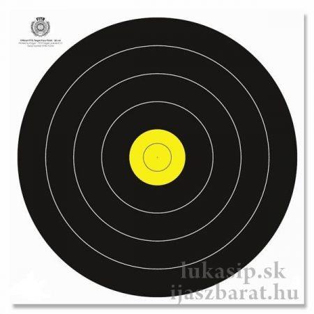 Papierový terč 40 cm terénny (field)